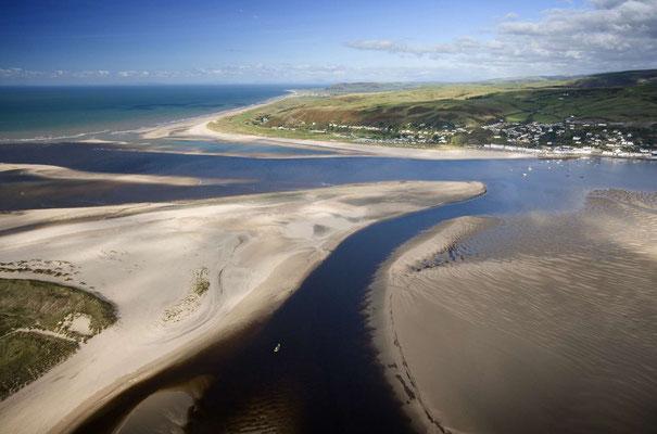 Barmouth Bay © Visit Wales