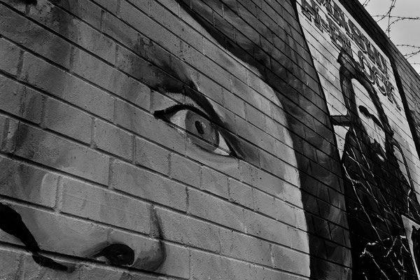 Belfast Wandgemälde