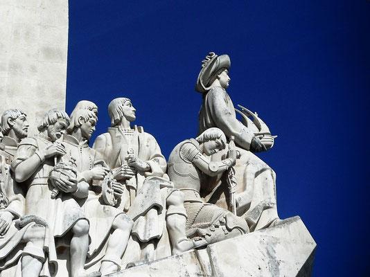 Denkmal der Entdeckungen, Lissabon