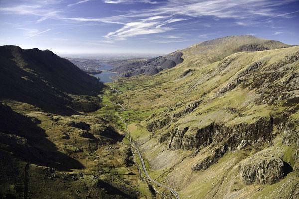 Snowdon Mountain © Visit Wales
