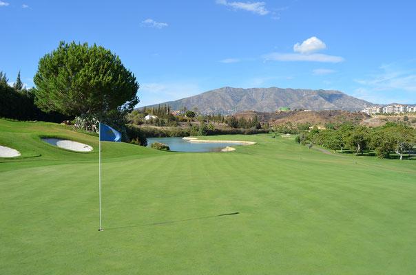 Golfplatz Santana