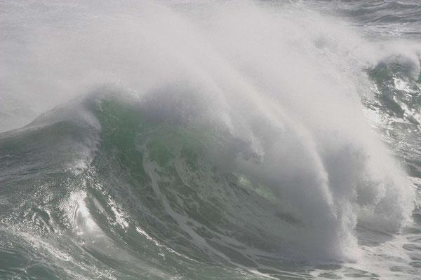 tosende Wellen