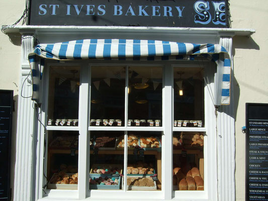 Bäckerei in St. Ives