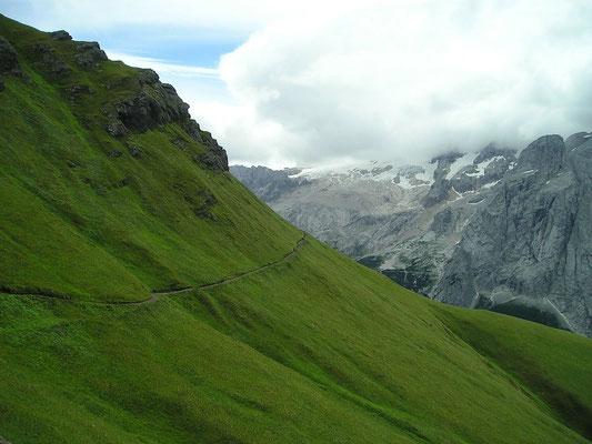 Nordwand Marmolada