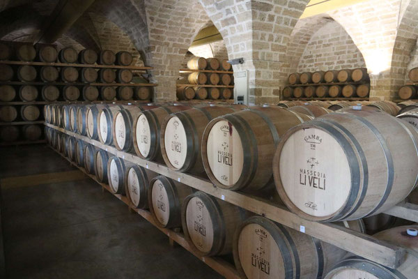 Weinkeller Masseria Li Veli
