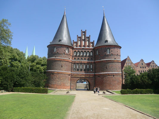 Holstentor, Lübeck