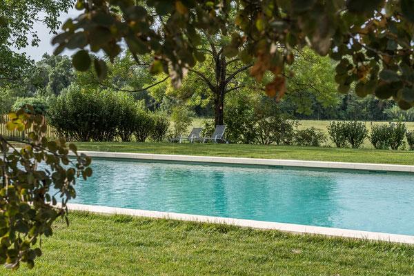 Château Martinay Pool