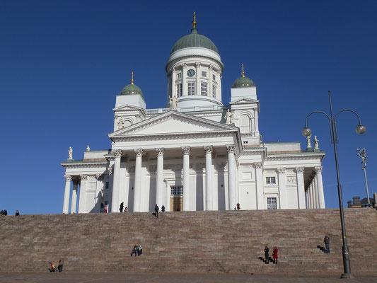 Kathedrale Helsinki, Finnland