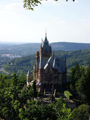 Schloss Drachenburg, Königswinter am Rhein