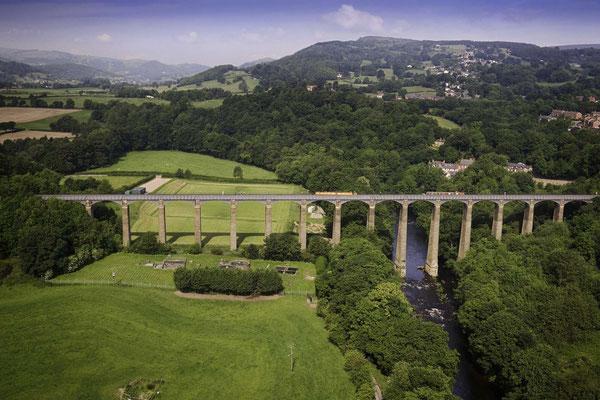Pontcysyllte Äquadukt © Visit Wales