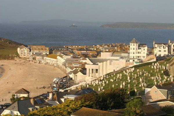 Blick auf St. Ives