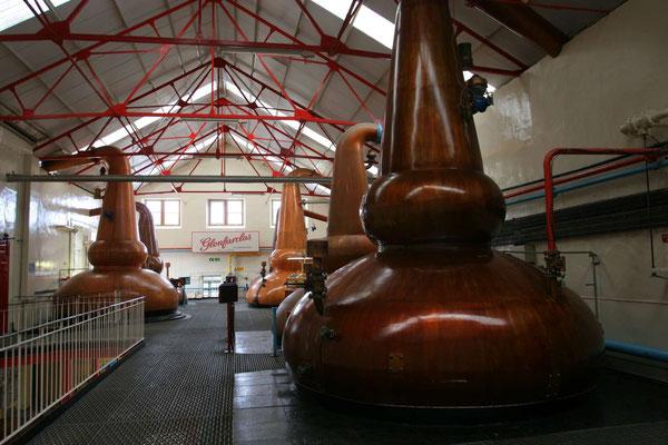Glenfarclas Whisky Distillery