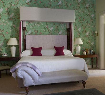 Gregans Castle Hotel Suite