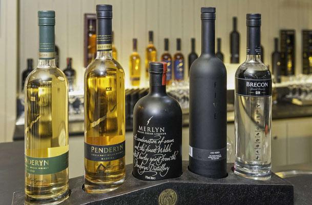 Penderyn Whisky © Visit Wales