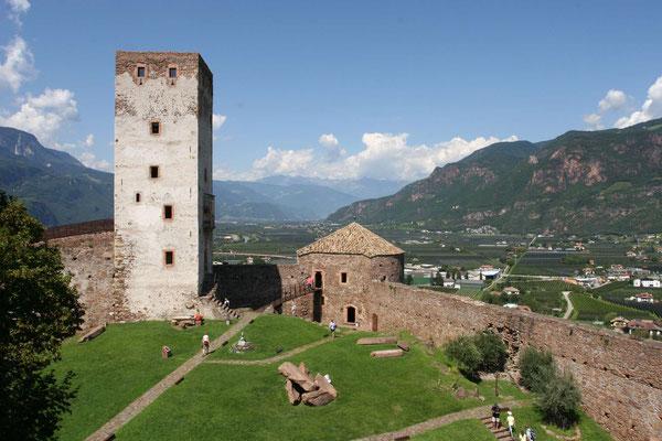 MMM Firmian auf Schloss Sigmundskron