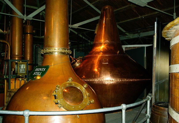 Whiskey Distillerie