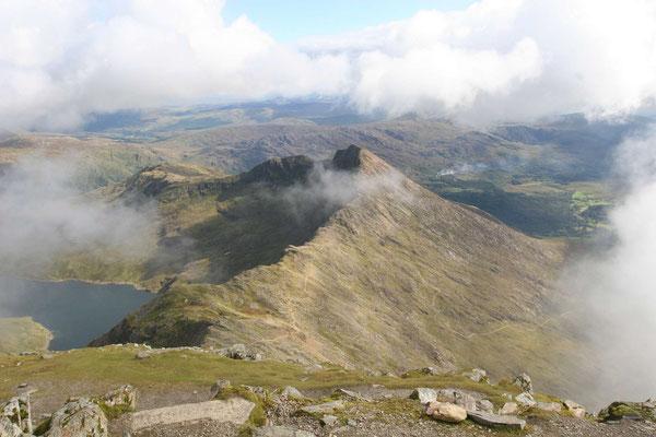Snowdon Mountain