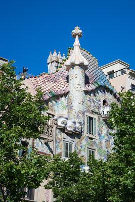 Barcelona - Gaudi Haus