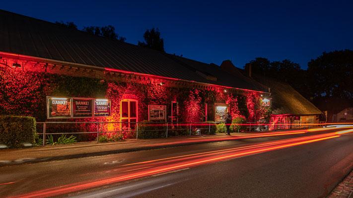 Die Music Hall in der Night of Light.