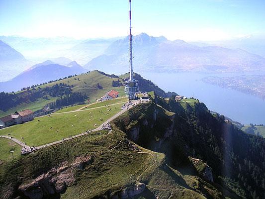 Rigi Rundflug ab Luzern Beromünster