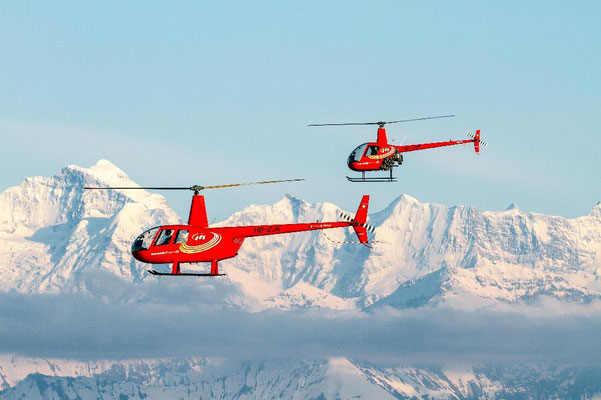 Rundflug ab Bern