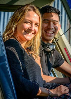 Passagierfreuden