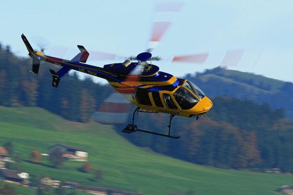 Helikopterflug ab Buochs