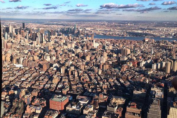 Hubschrauber New York