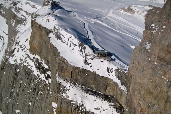 Helikopterflug zum Refuge ab Gstaad-Saanenland