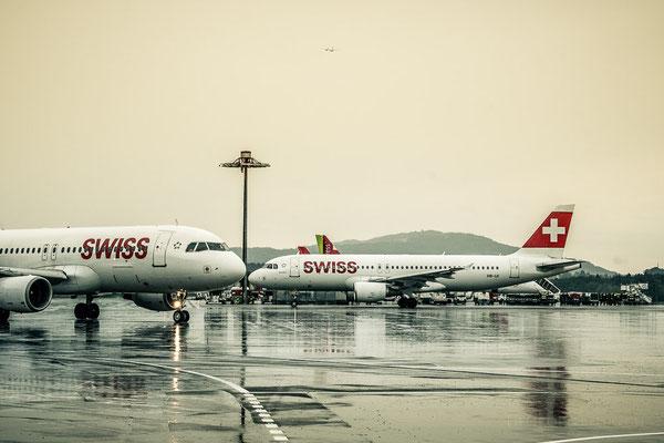 Flughafenrundfahrt Zürich