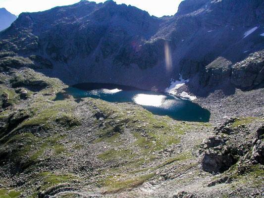 Helikopterflug Bergseen
