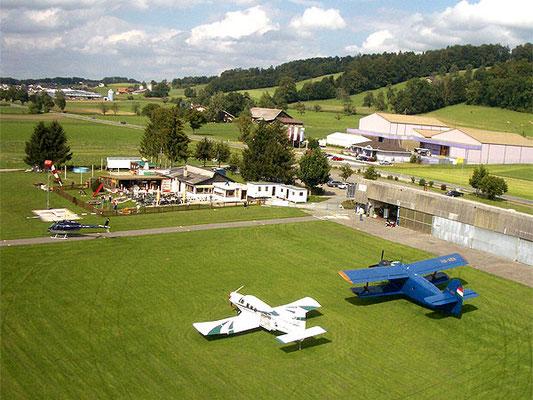 Flugplatz Luzern-Beromünster