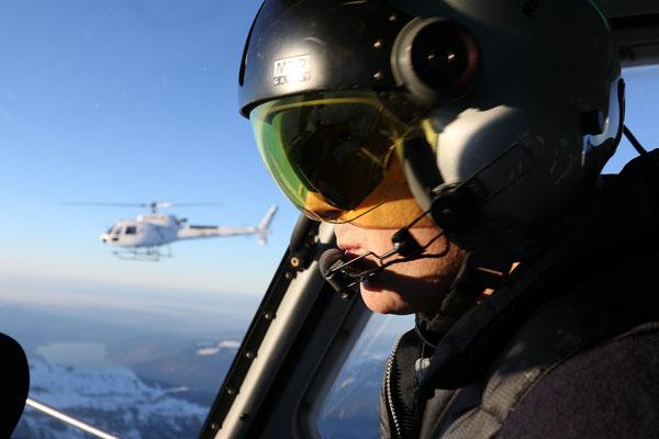 Helikopterrundflug ab Lauterbrunnen