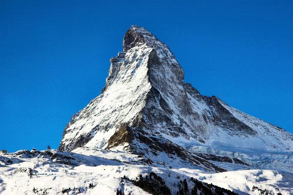Matterhorn Alpenrundflug Helikopter