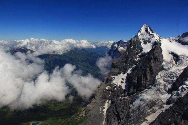 Alpenrundflug ab Bern