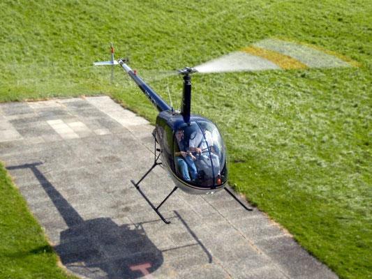 Pilot Helikopter selber fliegen ab Basel