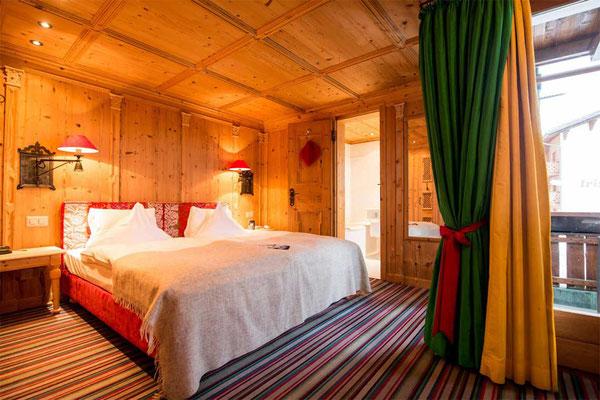 Zimmer Hotel Julen Zermatt