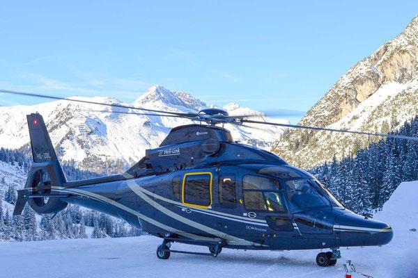 EC 155 Helikopter