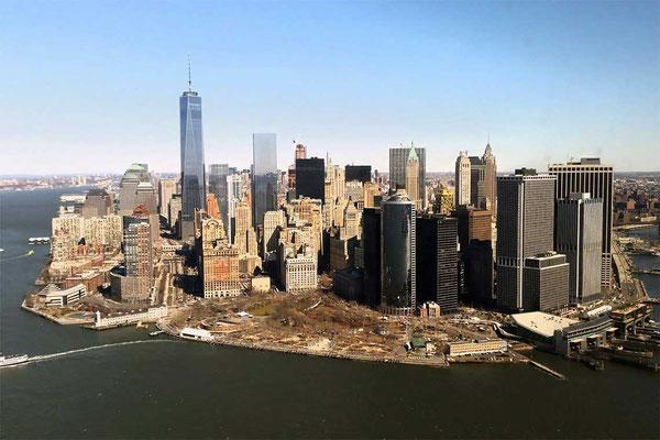 Helikopterrundflug New York