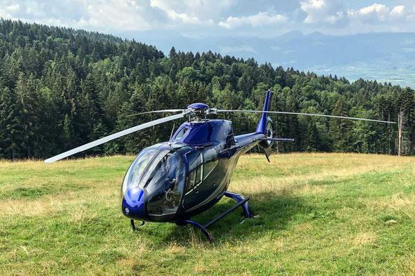 EC120 Swiss skyways