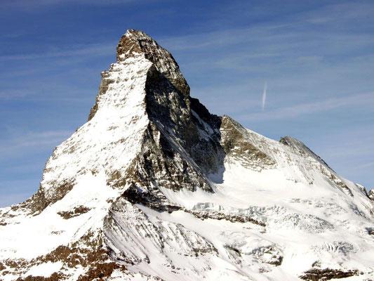 Helikopterflug Matterhorn