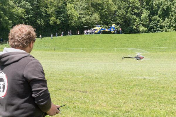 Modellflugshow Markus Berger