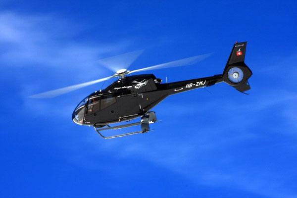 Helikopterflug EC120