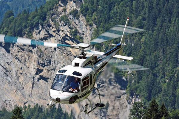 Helikopter Sitterdorf