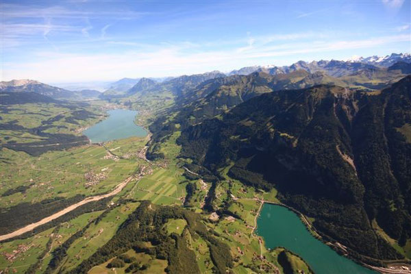 Brienzersee Thunersee