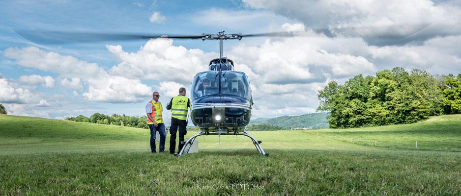 Helikopter Jet Ranger