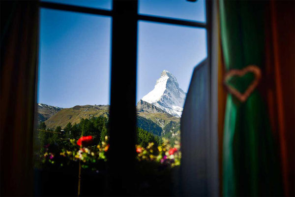 Matterhorn Zermatt Rundflug