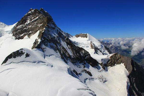 Alpenrundflug ab Gstaad