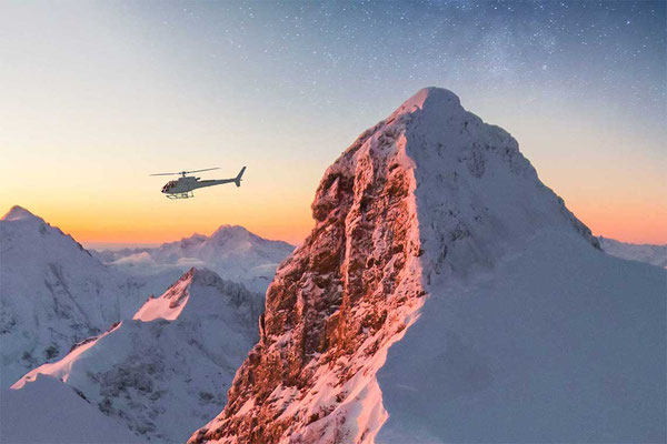 Jungfrau Rundflug