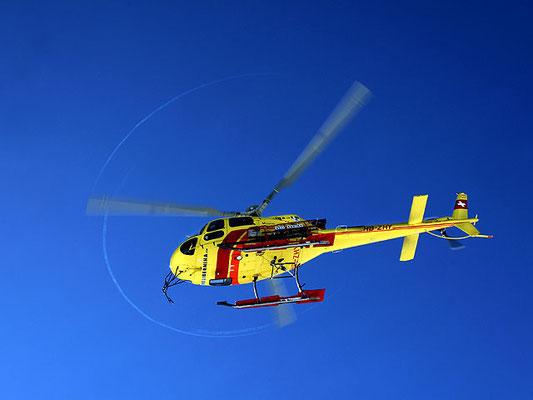 Helikopter Rundflug Engadin
